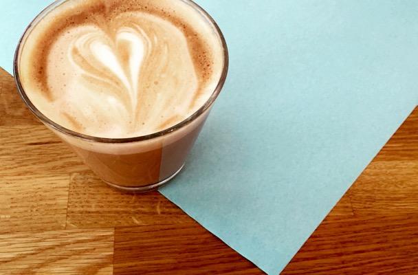 kaffeochlopning